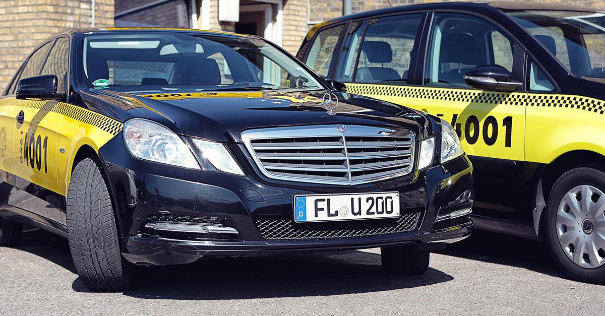 taxa fra danmark til hamborg lufthavn