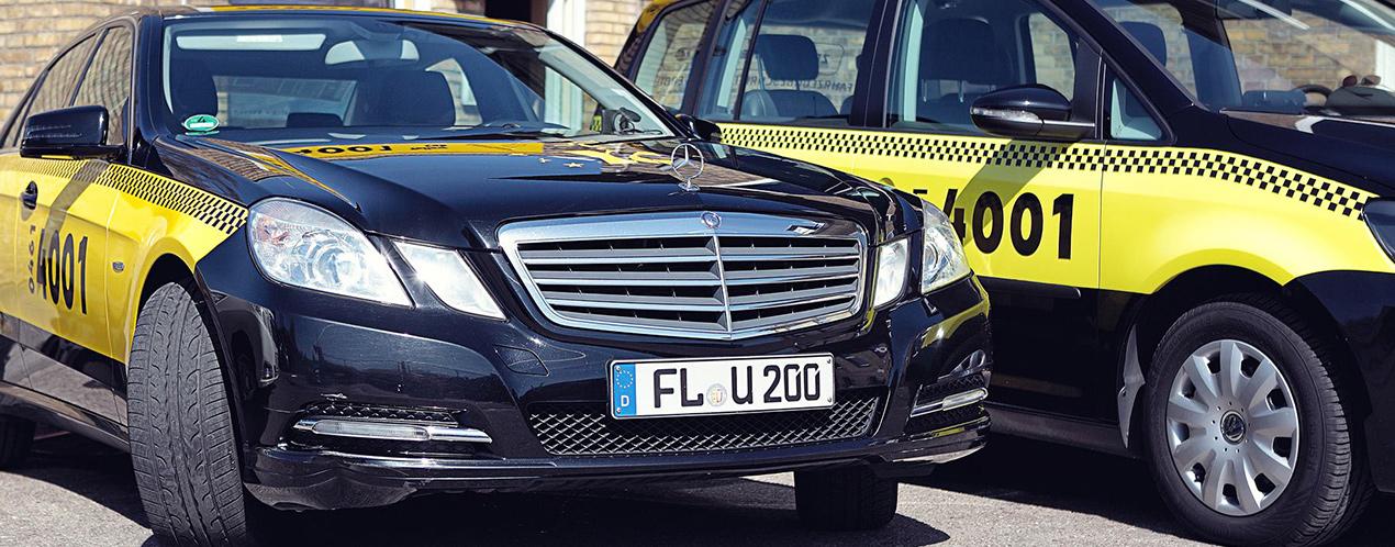 Taxi Flensburg 4001